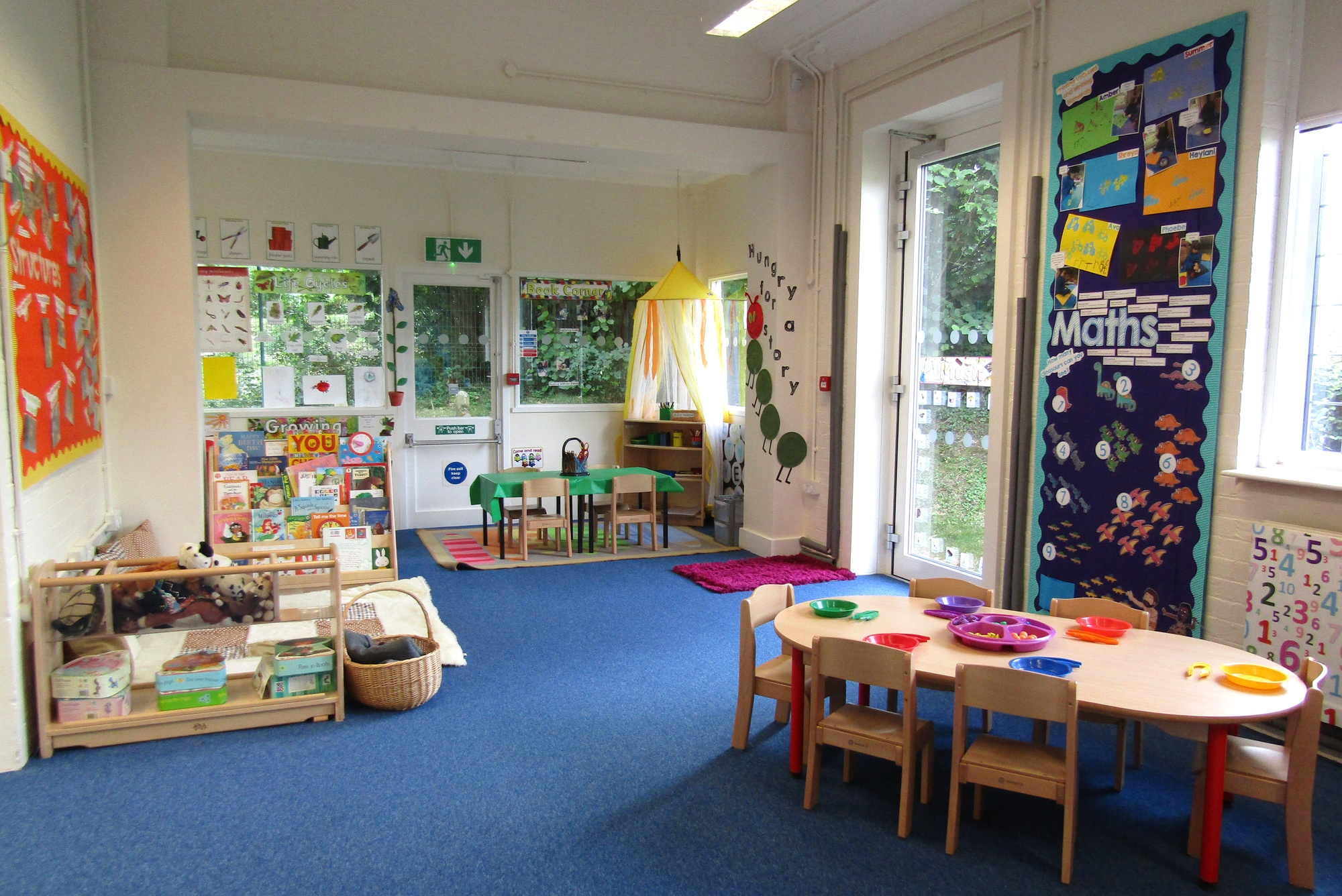 Stepping Up - Nursery and Pre-School