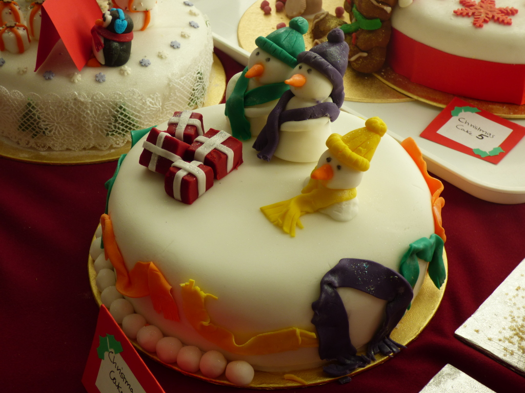 Senior School Christmas Cake Competition Abbot S Hill