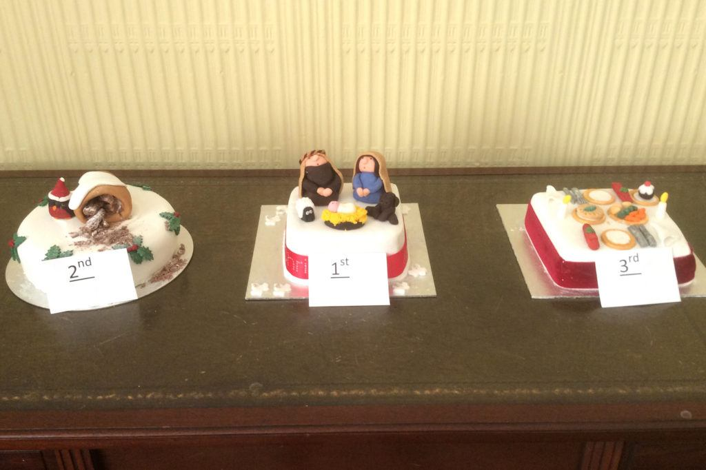 Senior School Christmas Cake Competition - Abbot s Hill