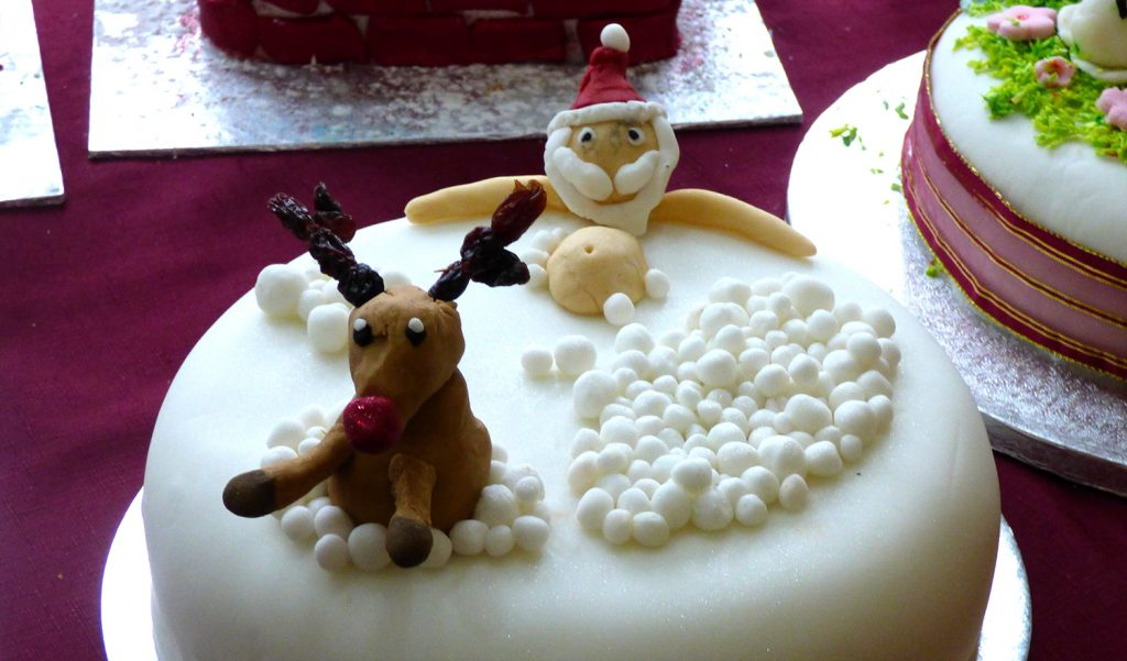 Senior School Christmas Cake Competition - Abbot's Hill