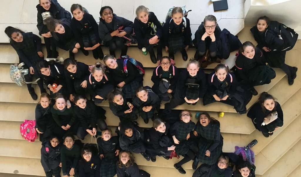 Year 5 at the French Institute