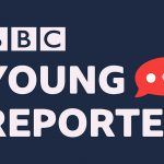 BBC Young Reporter Logo